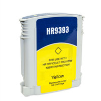 Compatible HP C9393AN (HP 88XL Yellow) High Capacity Yellow Ink Cartridge