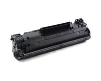Compatible HP CF283A (HP 83A) Black Toner Cartridge