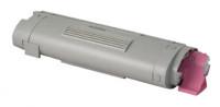 Compatible Okidata 43324418 Magenta Laser Toner Cartridge for the C5550, C6100 Series