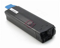 Compatible Okidata 42127404 High Yield Black Laser Toner Cartridge for the C5150, C5200, C5400, C5100 Series