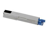 Compatible Okidata 44059112 (C14) Black Laser Toner Cartridge