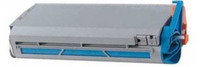 Compatible Okidata 41963003 High Yield Cyan Laser Toner Cartridge for the C7100, C7300, C7350, C7500, C7550 Series