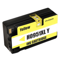 Remanufactured HP 951XL Y CN048AN High Capacity Yellow Ink Cartridge