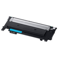 Compatible Samsung CLT-C404S Cyan Laser Toner Cartridge - Replacement Cyan Toner for Samsung Xpress C430W, C480W