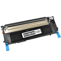 Toner Cartridge Compatible with Samsung CLT-C409S (CLT-409) Cyan Laser Toner Cartridge