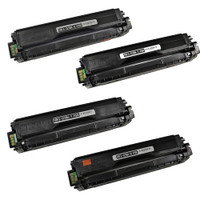 CLT-504S Toner Cartridges Pack - ForSamsung CLP-415NW