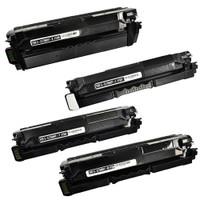 Compatible Samsung CLP-680ND, CLX-6260FD, CLX-6260FW Set of 4 Laser Toner Cartridges