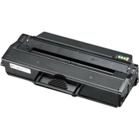 Toner Cartridge Compatible with Samsung MLT-D103L Black Toner - Replacement Toner