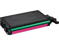 Toner Cartridge Compatible with Samsung CLP-M660B High Yield Magenta Laser Toner - Replacement Toner for CLP-610, CLP-660, CLX-6200