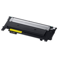 Compatible Samsung CLT-Y404S Yellow Laser Toner Cartridge - Replacement Yellow Toner for Samsung Xpress C430W, C480W