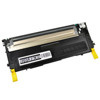Toner Cartridge Compatible with Samsung CLT-Y409S (CLT-409) Yellow Laser Toner Cartridge