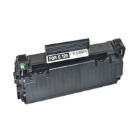 Remanufactured Canon 125 Black Laser Toner Cartridge
