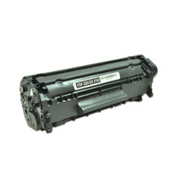 Remanufactured HP Q2612X (HP 12X) High Yield Black Laser Toner Cartridge - Replacement Toner for LaserJet 1012, 1018, 1020, 1022, 3030