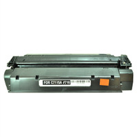 Remanufactured HP C7115A (HP 15A) Black Laser Toner Cartridge - Replacement Toner for LaserJet 1000, 1200, 1220, 3300
