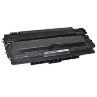 Remanufactured HP Q7516A (HP 16A) Black Laser Toner Cartridge - Replacement Toner for LaserJet 5200
