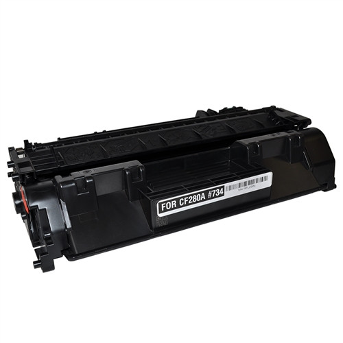 Remanufactured (CF280A) HP80A Toner Cartridge Standard Yield