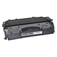 Remanufactured HP CF280X (HP 80X) High Yield Black Laser Toner Cartridge - Replacement Toner for LaserJet Pro 400 M401, M425
