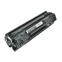 HP CB435A / HP 35A Black Toner Compatible Cartridge For LaserJet P1005, P1006