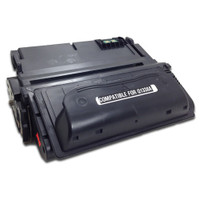 Remanufactured HP Q1338A (HP 38A) Black Laser Toner Cartridge - Replacement Toner for LaserJet 4200