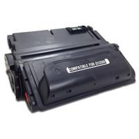 Remanufactured HP Q1338A (HP 38A) Black Laser Toner Cartridge - Replacement Toner for LaserJet 4200