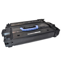 Remanufactured HP C8543X (HP 43X) Black Laser Toner Cartridge - Replacement Toner for HP LaserJet 9000, 9040, 9050