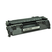 Remanufactured HP CE505A (HP 05A) Black Laser Toner Cartridge - Replacement Toner for LaserJet P2032, P2055