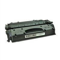 Remanufactured HP CE505X (HP 05X) High Yield Black Laser Toner Cartridge - Replacement Toner for HP LaserJet P2055dn, P2055x