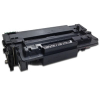 Remanufactured HP Q7551A (HP 51A) Black Laser Toner Cartridge - Replacement Toner for LaserJet P3005, M3027, M3035