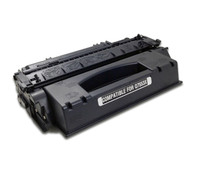 Compatible HP Q7553X (HP 53X) High Yield Black Laser Toner Cartridge - Replacement Toner for LaserJet P2015