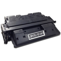Remanufactured HP C8061X (HP 61X) High Yield Black Laser Toner Cartridge - Replacement Toner for LaserJet 4100