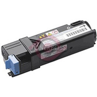 Compatible Xerox 106R01280 Yellow Laser Toner Cartridge - Replacement Toner for Phaser 6130