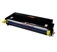 Remanufactured Xerox 113R00721 Yellow Laser Toner Cartridge - Replacement Toner for Phaser 6180, 6180MFP