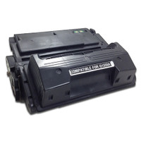 Remanufactured HP Q1339A (HP 39A) Black Laser Toner Cartridge - Replacement Toner for LaserJet 4300
