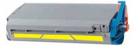 Compatible Okidata 41963001 High Yield Yellow Laser Toner Cartridge for the C7100, C7300, C7350, C7500, C7550 Series