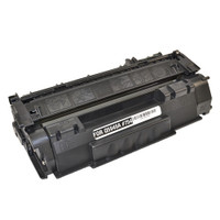 Compatible HP Q5949A (HP 49A) Black Laser Toner Cartridge - Replacement Toner for LaserJet 1160, 1320, 3390