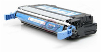 Remanufactured HP Q5951A (643A) Cyan Laser Toner Cartridge - Replacement Toner for HP Color LaserJet 4700