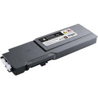 Dell 593-BCBF High Yield Yellow Toner Compatible Cartridge