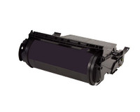 Lexmark 12A5745 Black Remanufactured Toner Cartridge