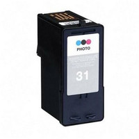 Lexmark 18C0031 (No. 31) Ink Remanufactured Cartridge