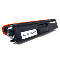 Brother TN433BK Black High Yield Toner Cartridge