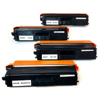 Brother TN433 Toner High Yield Cartridges 4-Pack (CYMK)