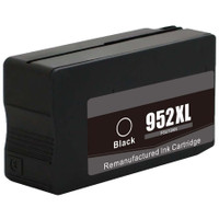 HP 952XL F6U19AN Black Ink Cartridge High Yield