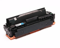 Canon 045H Compatible High Yield Cyan Toner Cartridge 1245C001