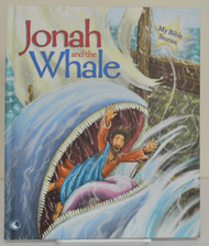"Jonah and the Whale, 23 page Hardback Book, 9"" x 7.5"""