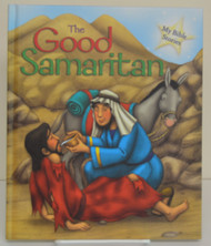 "Good Samaritan, My Bible Stories, 23 page Hardback Book, 9"" x 7.5"""