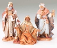 "Fontanini Set of 3 Wise Men for the 5"" Collection"
