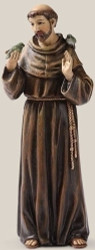 "St. Francis of Assisi 6"" Figurine by Joseph""s Studio"