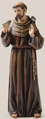 JS - St Francis