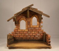 "Fontanini Stable for 5"" Nativity Figures"