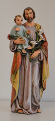 "St. Joseph, 6"" Figurine by Joseph's Studio"